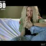 Elastyczna Shakira