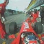 Rozpędzone Ferrari