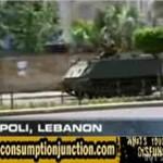 Na ulicach Libanu