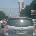 Kierowca Porshe vs kierowca Toyoty