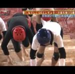 Schody oblepione śluzem - teleturniej z Azji