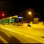 Sanki + tramwaj - UDANE POŁĄCZENIE!