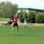 Frisbee - sport ekstremalny!?