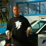 Xzibit zmienia wygląd policyjnego auta