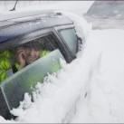 Atak zimy w Rumunii