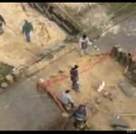 Polscy robotnicy przy pracy - SKANDAL!