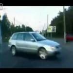 PRZERAŻAJACE - wypadek oczami kierowcy i pasażerów