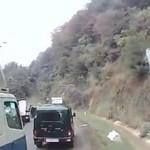 Ciężarówka bez zahamowań