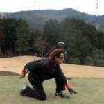 Gdyby ninja grali w golfa...
