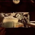 Komiksowy western - animacja karteczkowa