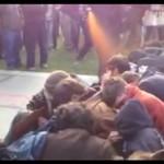 Policja KARZE protestujących!