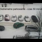 Ekstremalne parkowanie w Polsce - 50 minut!