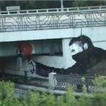 Rosja - fantastyczny streetart