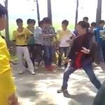 Walka uliczna w Azji