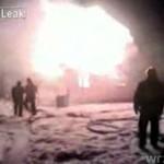 Ruscy strażacy przy pracy - SKANDAL!