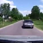 Kompilacja wypadków na drogach - oczami kierowców!