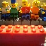 """""""Simpsonowie"""" - intro w wersji Lego"""