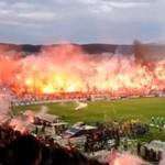 Piękna oprawa meczu w Grecji