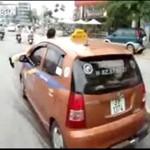 Miejsce leżące w taksówce