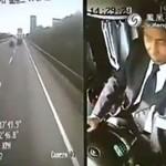 Kierowca spowodował wypadek... z powodu SMS-a!
