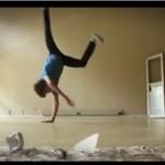 Breakdance na solo