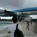 EKSTREMALNE lądowanie!