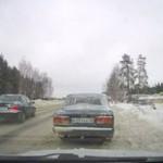 Wypadki samochodowe - DROGI ROSJI