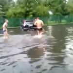 Mieszkańcy Mielca vs powódź