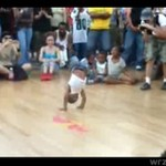 Małoletni breakdancer - BOMBA!