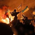 Wojna domowa na Ukrainie: używają broni maszynowej i snajperskiej (18+)