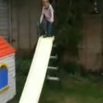 Dziecko na ślizgawce - co mogło pójść nie tak?
