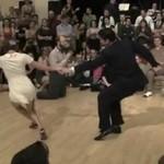 Mistrzostwa w swingu - co za ruchy!