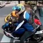 Kierowca kontra motocyklista