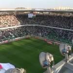 """""""Sen o Warszawie"""" - nagranie z dachu stadionu Legii Warszawa"""