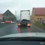 Scania DRIFTUJE!