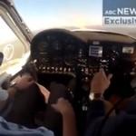 Lądowanie awaryjneoczami pilota