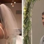 Zaśpiewała na swoim ślubie - PIĘKNE!