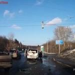 Kompilacja wypadków samochodowych