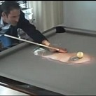 Nietypowy stół bilardowy