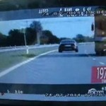 Szaleniec gnał ponad 200 km/h... z rodziną w aucie