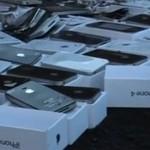 Rosja - niszczenie iPhone'ów!