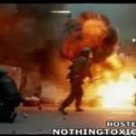 Zamieszki w Irlandii