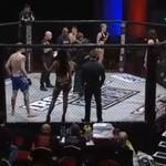 Najszybszy nokaut w MMA