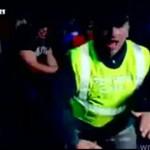 Policjant na dyskotece - FAZER!