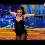 Taniec na linie - ta Ukrainka Was zaskoczy!