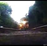 Idioci vs pociągi - MOCNA KOMPILACJA!
