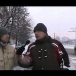 Ulice w Polsce - jak lodowiska!