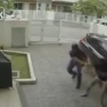 Napad na kobietę - NIEUDANY!