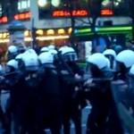 Policja strzelała do tłumu!?