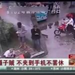 Tak się kradnie w Chinach!